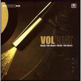 Cd Volbeat Rock The Rebel Metal The Devil [import] Lacrado